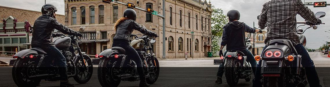Shop Online | Harley-Davidson® Sport Center | Duluth Minnesota