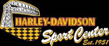 harley-davidson® sport center   located in duluth, minnesota
